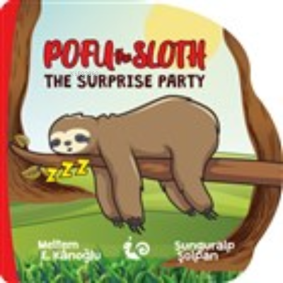 Pofu the Sloth - The Surprise Party