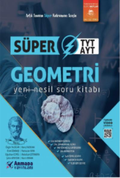 Süper TYT-AYT Geometri Soru Bankası