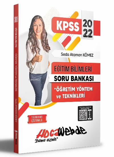 2022 KPSS Eğitim Bilimleri Öğretim Yöntem ve Teknikleri Soru Bankası