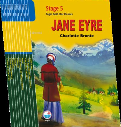 İngilizce Stage 5 Seti (15 Kitap, CD'siz)