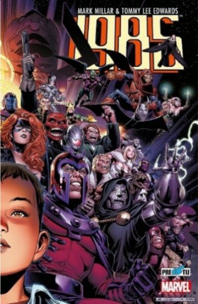 Marvel 1985;(Connecting Kapak B)