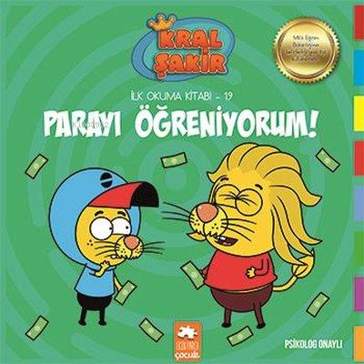 Parayı Öğreniyorum - Kral Şakir İlk Okuma Kitabım 19
