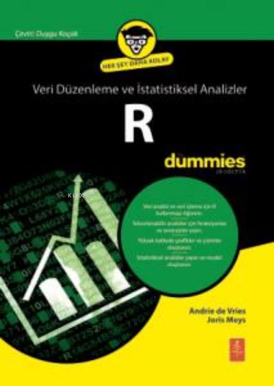 R for Dummies - R ile Veri Düzenleme ve İstatiksel Analizler