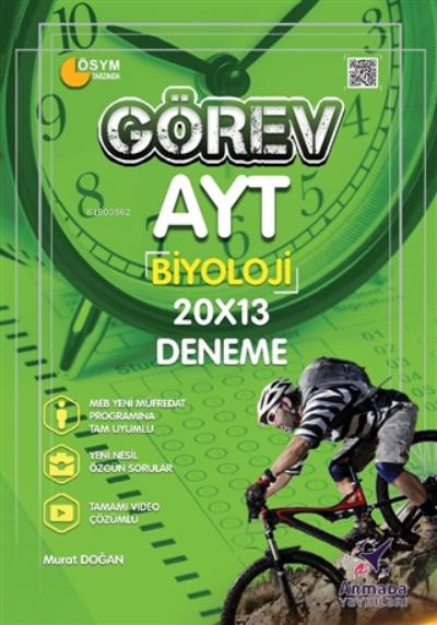 2021 Görev Ayt Biyoloji 20x30 Deneme