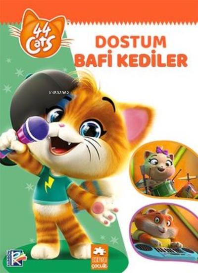 Dostum Bafi Kediler - 44 Cats