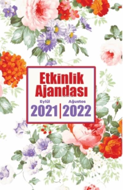 2021 Eylül-2022 Ağustos Etkinlik Ajandası ( Beyaz Düş )
