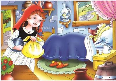 Yap Boz 5 - Kırmızı Başlıklı Kız