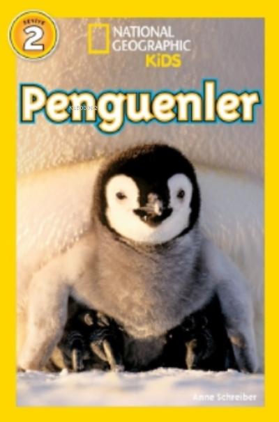 National Geographic Kids - Penguenler