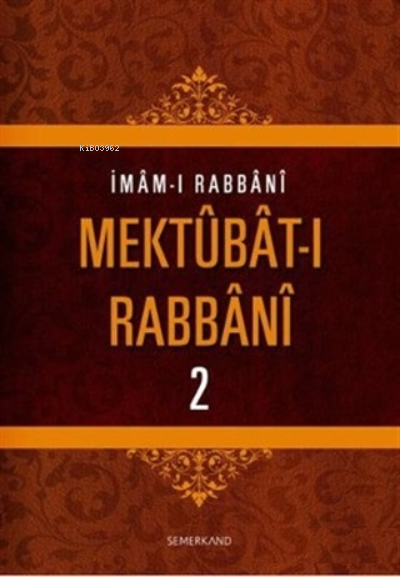 Mektubat-ı Rabbani 2. Cilt