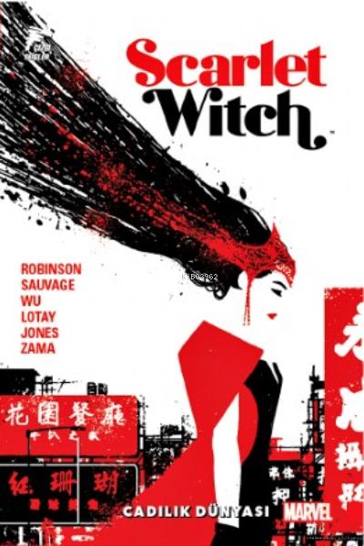 Scarlet Witch Cilt 02;Cadılık Dünyası