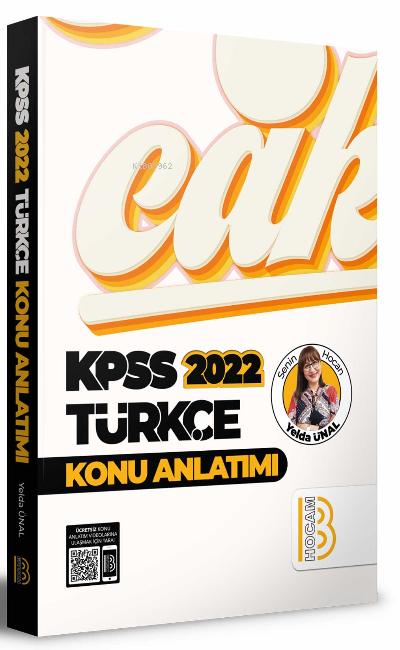 2022 KPSS Türkçe Konu Anlatımı