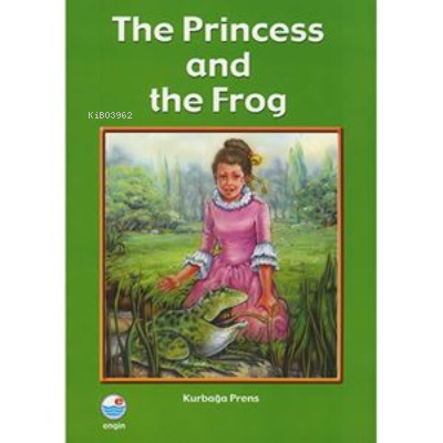 Level C The Princes And The Frog Cd'siz