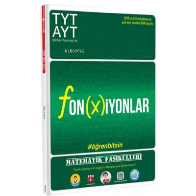 TYT-AYT Matematik Fasikülleri - Fonksiyonlar