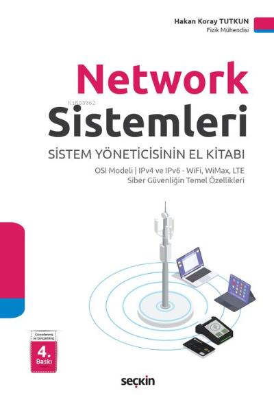 Network Sistemleri; Sistem Yöneticisinin El Kitabı