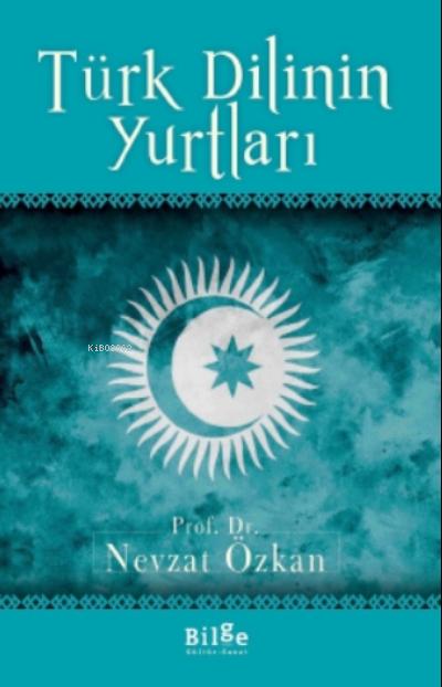 Türk Dilinin Yurtları;Renkli Kuşe Baskılı Türk Lehçeleri Haritası Ekiyle