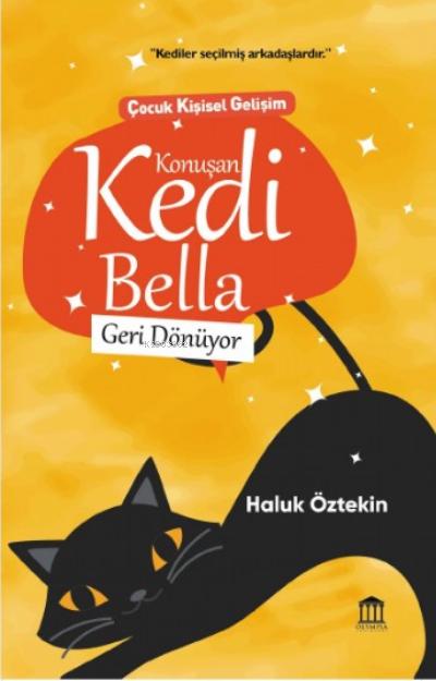 Konuşan Kedi Bella Geri Dönüyor