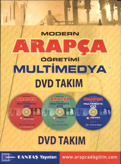 Modern Arapça Öğretimi Multimedya DVD Takım