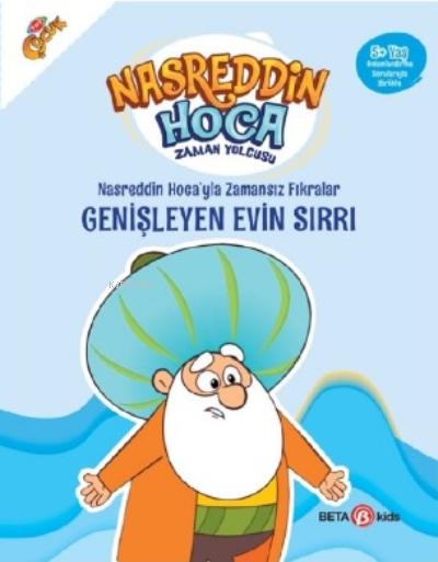Nasreddin Hoca'yla Zamansız Fıkralar Genişleyen Evin Sırrı