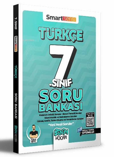 2022 7. Sınıf Türkçe Soru Bankası