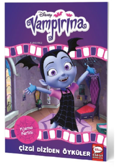 Disney- Vampirina Pijama Partisi - Çizgi Diziden Öyküler