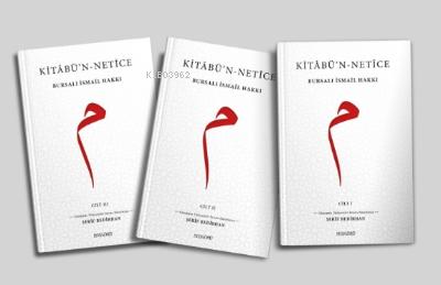 Kitabü'n Netice (3 Cilt)