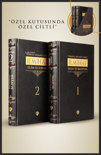 İslam İlmihali 1-2 Cilt Prestij
