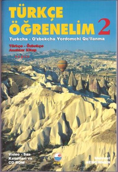 Türkçe Öğrenelim 2 Türkçe - Özbekçe
