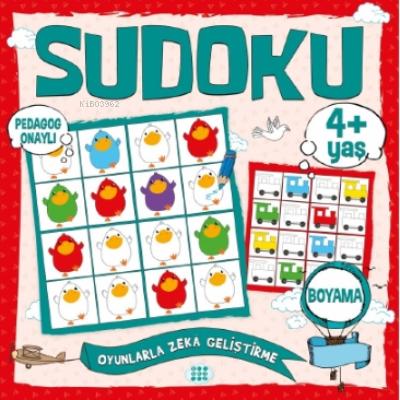 Çocuklar İçin Sudoku - Boyama (4+ Yaş)