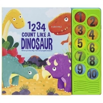 Baby Dinosaurs Listen and Learn