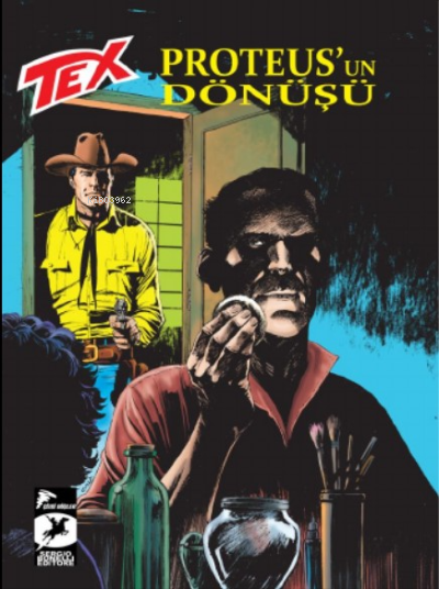 Tex Yeni 45;Proteus'un Dönüşü / Kit Kit'e Karşı