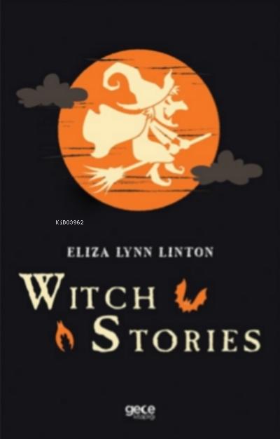 Witch Stories - ön kapakWitch Stories - arka kapak Witch Stories