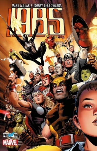 Marvel 1985;(Connecting Kapak A)