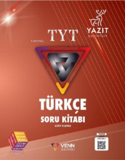 Venn TYT Türkçe Soru Kitabı