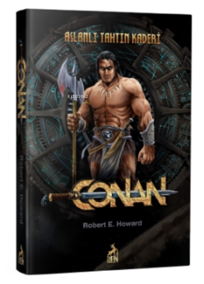 Conan: Aslanlı Tahtın Kaderi