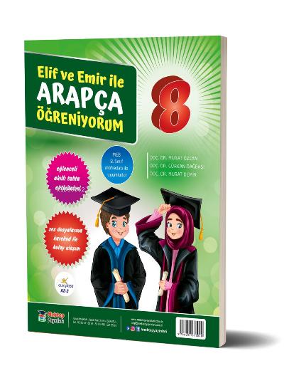 Elif ve Emir ile Arapça Öğreniyorum - 8
