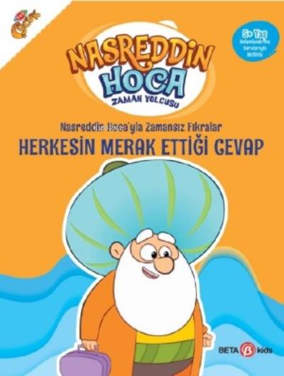 Nasreddin Hoca'yla Zamansız Fıkralar Herkesin Merak Ettiği Cevap