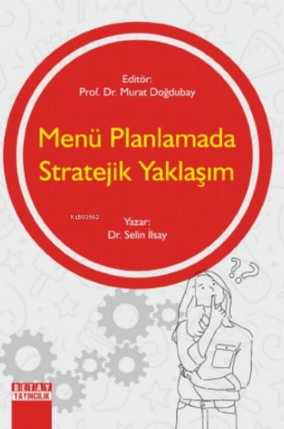 Menü Planlamada Stratejik Yaklaşım
