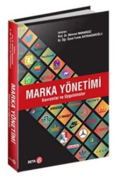 Marka Yönetimi - Kavramlar Ve Uygulamalar