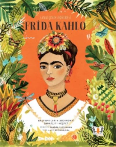 Sanatçının Portresi Frida Kahlo