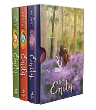 Rüzgarın Kızı Emily Kutulu Set