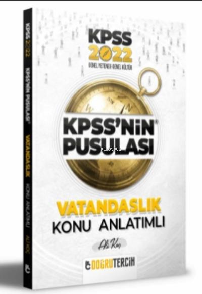 2022 KPSS'NİN Pusulası Anayasa Konu Anlatımı