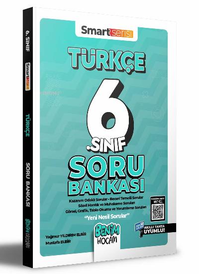 2022 6. Sınıf Türkçe Soru Bankası