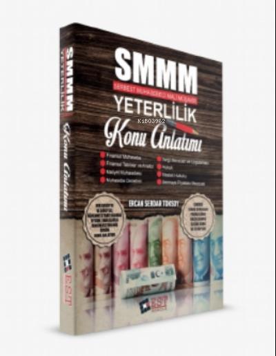 SMMM Serbest Muhasebeci Mali Müşavir Yeterlilik Konu Anlatımı