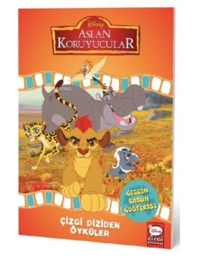 Disney- Aslan Koruyucular - Çizgi Diziden Öyküler