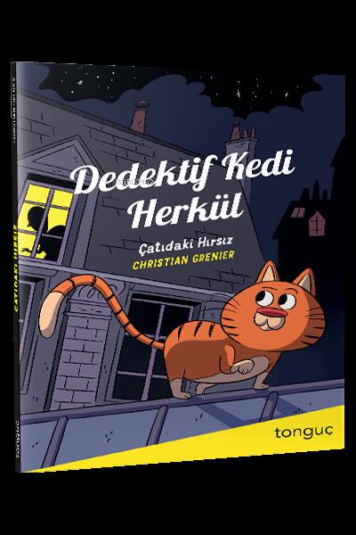 Dedektif Kedi Herkül - Çatıdaki Hırsız