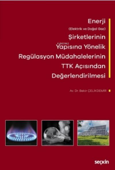 Enerji (Elektrik ve Doğal Gaz) Şirketlerinin Yapısına Yönelik Regülasyon Müdahalelerinin Türk Ticaret Kanunu Açısından Değerlendirilmesi
