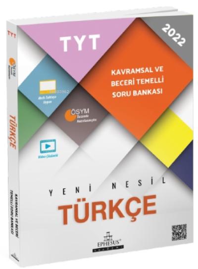 TYT Türkçe Kavramsal ve Beceri Temelli Soru Bankası