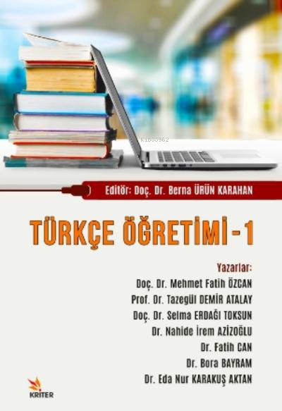 Türkçe Öğretimi -1
