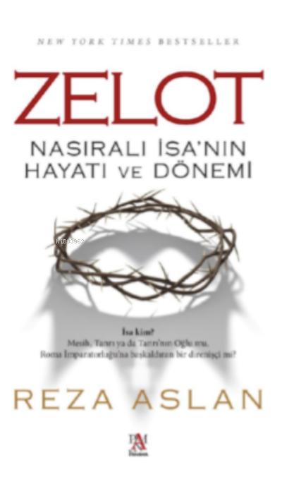 Zelot;Nasıralı İsa'nın Hayatı ve Dönemi