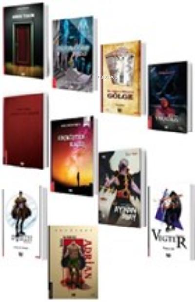 Macera Romanları Seti (10 Kitap Takım)